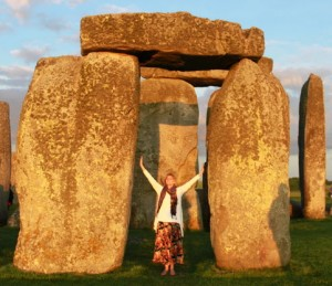 Reiki at Stonehenge